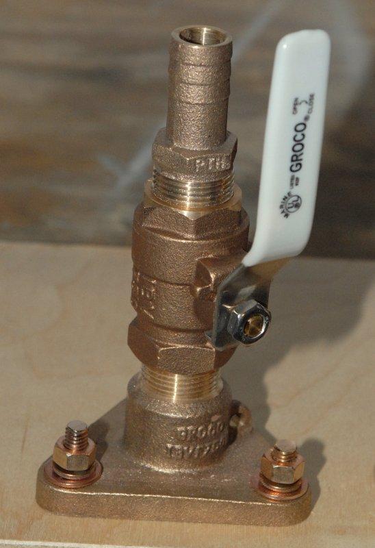 Replacing Thru Hulls And Seacocks Marine How To