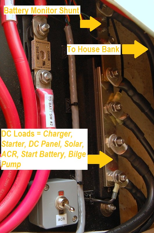 Phenomenal Installing A Marine Battery Charger Marine How To Wiring 101 Ariotwise Assnl
