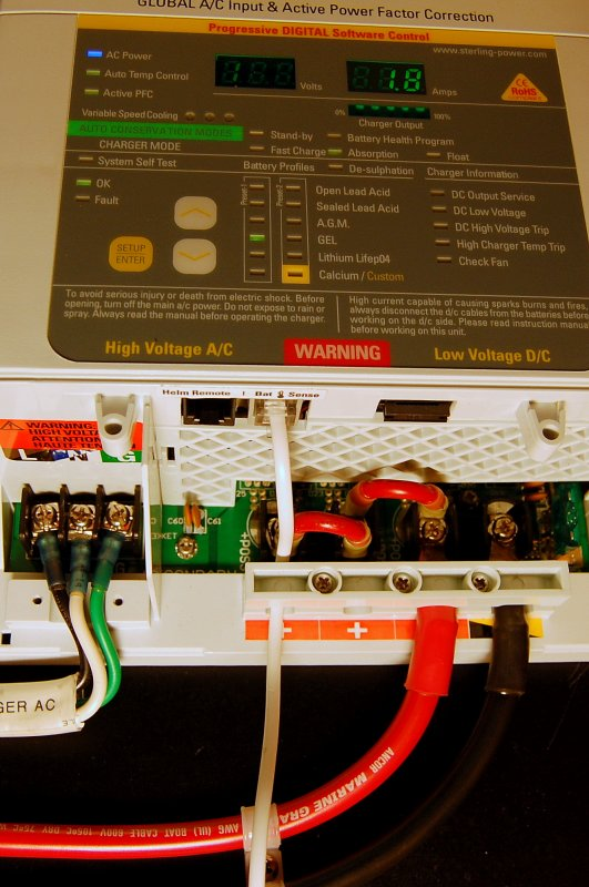 Installing a Marine Battery Charger – Marine How To on