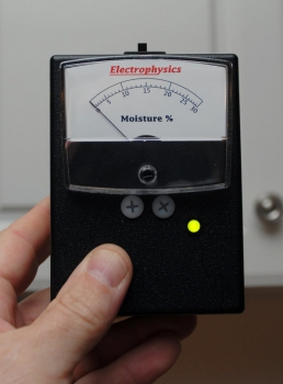 01TheElectrophysicsCT-33MoistureMeter