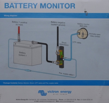 01 - Installing A Battery Monitor