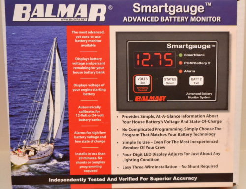 Balmar Smartgauge Battery Monitoring Unit