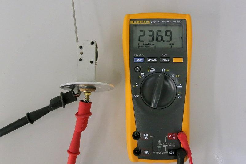240 to 33 ohms Veethree Fuel Level Sender Unit Universal