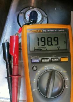 05 Testing A Marine Fuel Sender