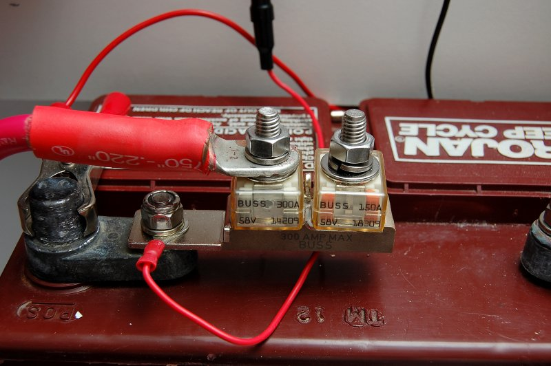 Installing A Battery Monitor Marine How To