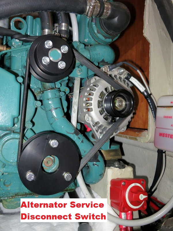 Alternators & Voltage Sensing – Marine How To