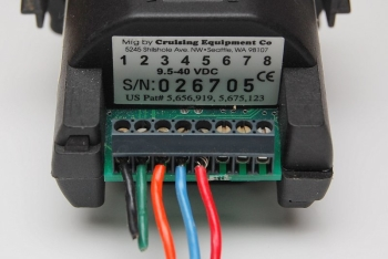 16 - Installing A Battery Monitor