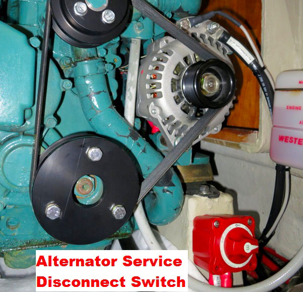 Alternators & Voltage Sensing – Marine How To