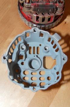 08 Rebuilding a Westerbeke Alternator