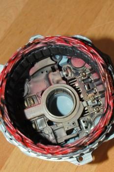 11 Rebuilding a Westerbeke Alternator