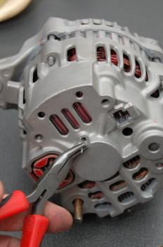 13 Rebuilding a Westerbeke Alternator
