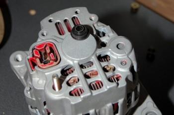 14 Rebuilding a Westerbeke Alternator