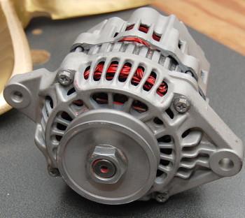 16 Rebuilding a Westerbeke Alternator