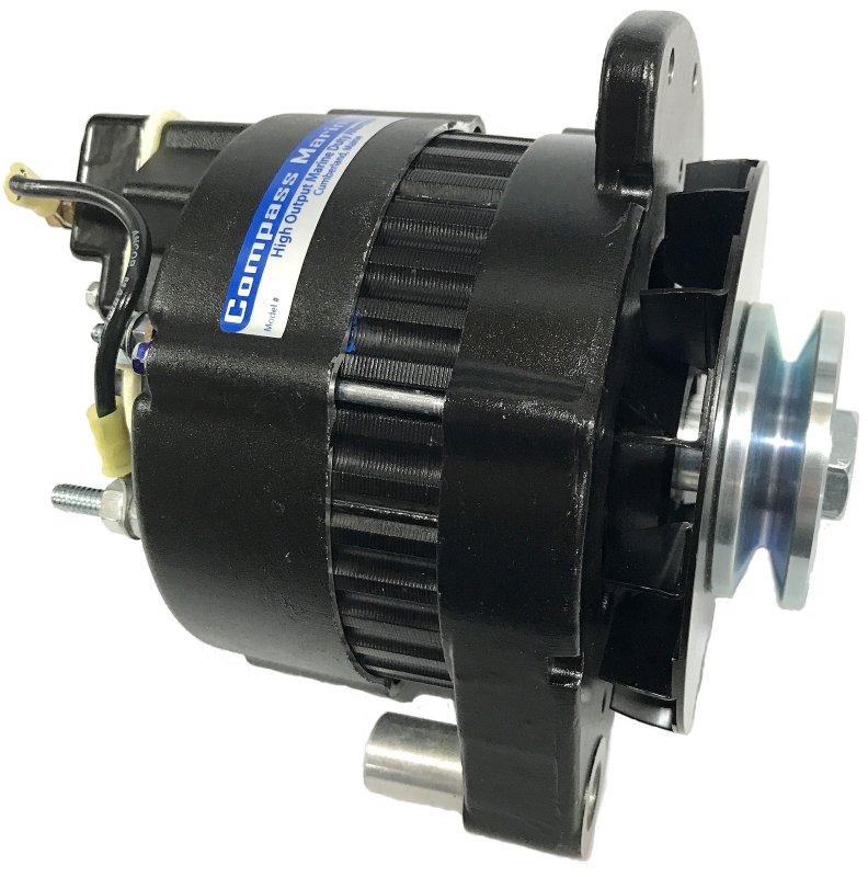 External Regulation Conversion – Leece-Neville 8MR Alternator