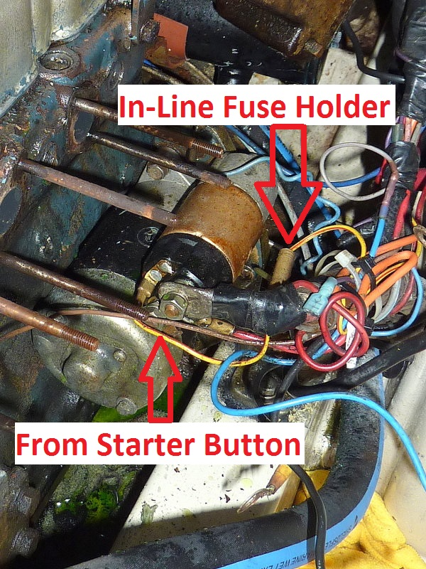 Universal Diesel Engine        Wiring       Harness    Upgrade     Marine