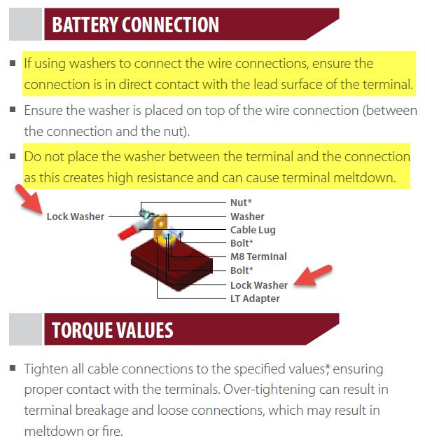 Battery Melt Down Narrowly Averted – Marine How To