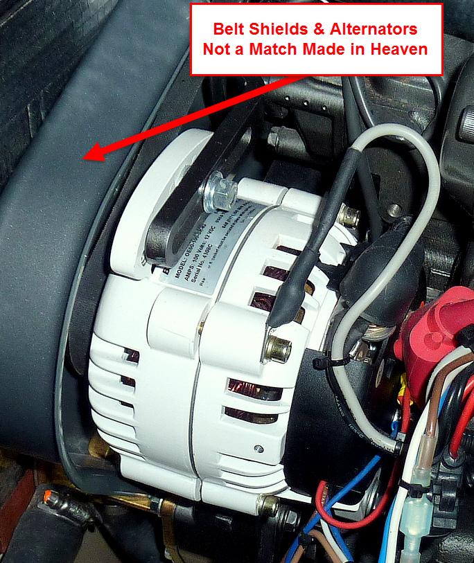 Marine Alternator Installation - Tips  U0026 Tricks
