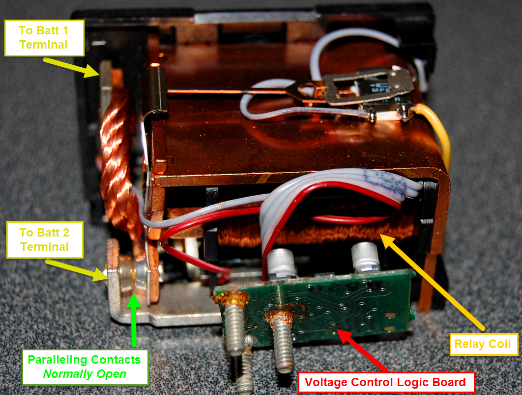 Contacts Withoutinstalling Test Points In The Starter Relay Wiring