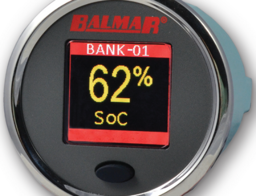 Testing the Balmar SG200 Self-Learning Battery Monitor